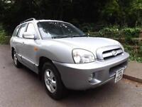 Hyundai Santa Fe 2.0CRTD CDX 2006 114000 miles