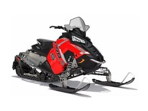 2018 Polaris Switchback PRO-S 800 H.O. Cleanfire 137 Electric 1.