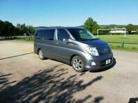 Nissan Elgrand Highway Star - stunning rear conversion