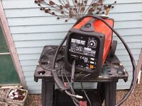 Sealey mighty mig 140 welder