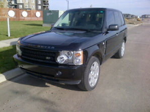 2005 Range Rover Westminister Edition