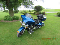 2005 Harley Davidson Electra Glide Classic