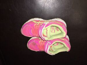 Toddler Asics running shoes
