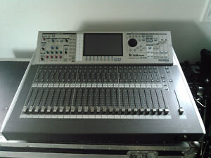 ROLAND M400 Digital Mixing Console Complete System