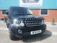 2016 Land Rover Discovery 4 3.0 SD V6 SE LCV 5dr SUV Diesel Automatic