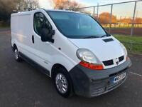 2003 Renault Trafic 1.9TD COMPLETE WITH M.O.T AND WARRANTY