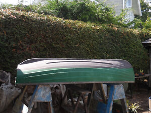 Classic Minto dinghy...sail or row