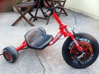 Lightening McQueen Big Wheel Trike