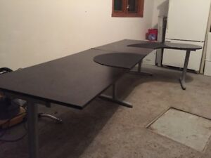 Bureau ikea brun buy or sell desks in greater montréal kijiji