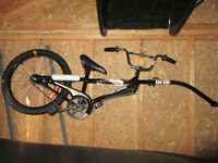 Remorque tandem Supercycle Kids Ride-a-Long