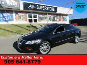 "2012 Volkswagen CC Sportline  LEATHER ROOF 6W-SEAT HS 17""-ALLOYS"