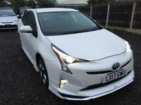 Toyota Prius 1.8 2017(17) Hybrid New Shape Euro 6 (AACERTIFIED LOW MILEAGE)