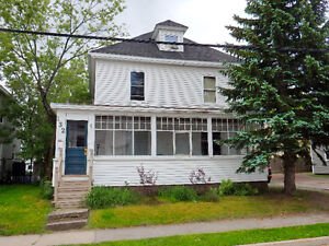 Charming Home in Downtown Moncton with Income Potential!