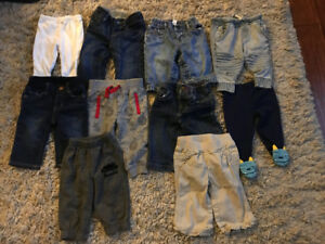 3-6 month baby boy pants