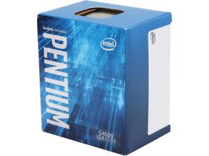 Intel Pentium G4600 Kaby Lake Dual-Core processor CPU
