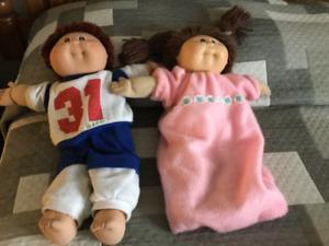 2  Bébé bout-CHOUX un garcon et une fille