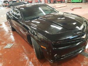 2011 Chevrolet Camaro SS Coupe (2 door)