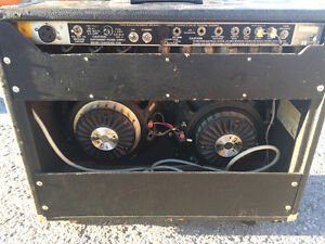 Fender Twin Reverb Silverface Peterborough Peterborough Area image 3
