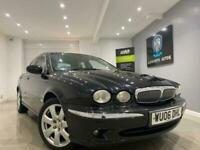 2006 Jaguar X-Type 2.5 V6 SE 4dr Auto SALOON Petrol Automatic