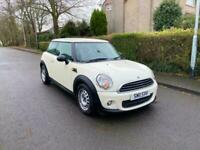 MINI 1.6 FIRST - LADY OWNED - IDEAL FIRST CAR - CHEAP ROAD TAX - 64.2 MPG