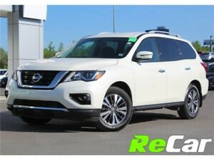 2018 Nissan Pathfinder SV TECH | 4X4 | HEATED SEATS | SAVE $7...