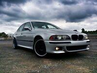 2001 BMW M5 E39