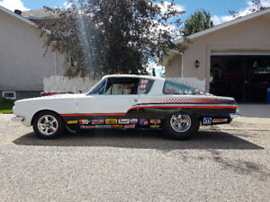 1965 Barracuda Race Car