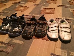 Size 8 toddler boys shoes