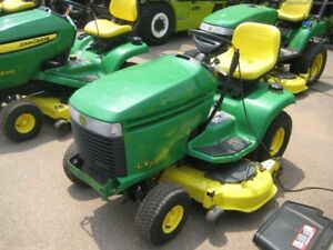 USED JD LX279 LAWN TRACTOR