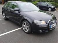 Audi A3 1.6 2007MY Special Edition 3dr FSH 2 Owners VGC Free Warranty