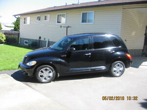 2004 Chrysler PT Cruiser LTD EDITION Hatchback