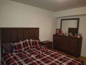 Large 1-bedroom metro Montmorency .
