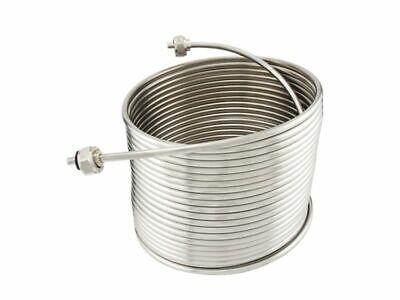 Ny Brew Supply Jockey Box Stainless Steel Coil - 516 X 50 Right Hand
