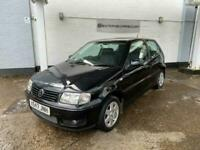 Volkswagen Polo 1.4 automatic covered only 52752 miles