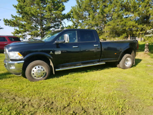 2012 Dodge 3500 Longhorn Laramie Dually