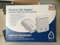 Plug net work adapters
