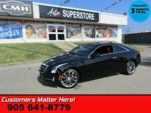 2015 Cadillac ATS 2.0 Turbo Luxury  AWD CUE NAV ROOF LEATHER CAM