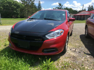 2013 DODGE DART SXT TURBO