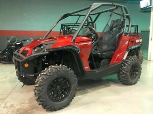 2018 Can-Am Commander XT 800/1000 Clearance - Largest Sale of th