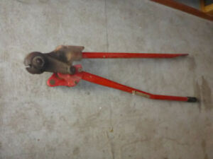 $400 rebar bender and cutter FOR ONLY--