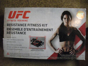 "(NEW) UFC FITNESS TRAINING ""RESISTANCE FITNESS KIT"""