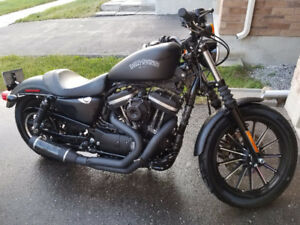 *QUICK SELL* Harley-Davidson Iron 883 converted to Iron 1200*$9K