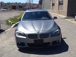 BMW winter MAGS + Runflat Tires - almost new /Pneus et Mags Gatineau Ottawa / Gatineau Area image 3