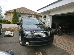 2008 Subaru Tribeca 3.6L with 154k kms and Every Option