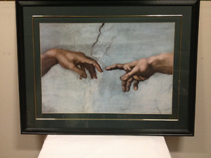 """Creation of Adam"""