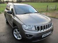 2012 JEEP COMPASS CRD LIMITED 4WD 4X4 DIESEL