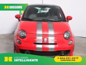 2013 Fiat 500 Turbo A/C CUIR TOIT MAGS