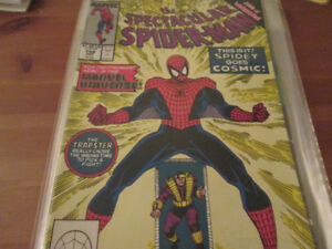 Spectacular Spiderman #158 - Marvel Comics