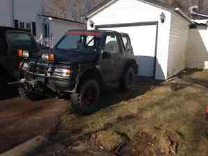 1994 Geo Tracker Other