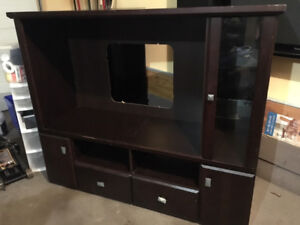 "TV Stand / Entertainment Centre (Fits 46"" and Below)"